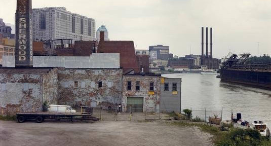 Photographs from the American Rust Belt