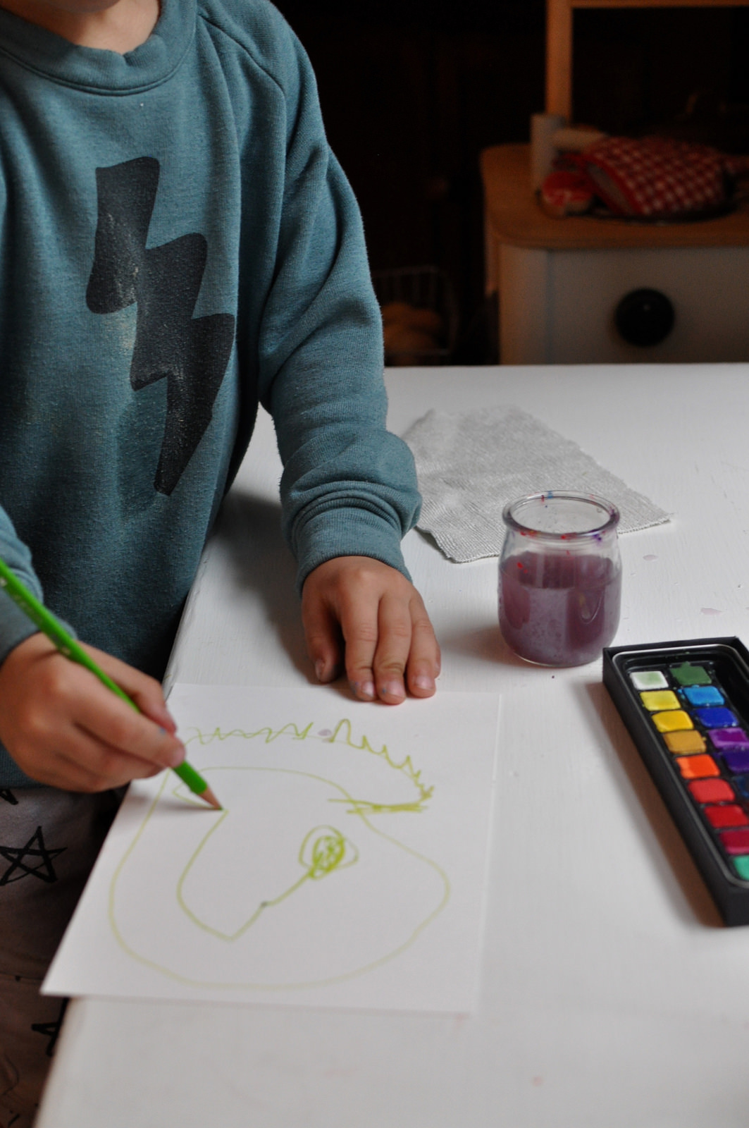 Montessori-Inspired: Watercolors