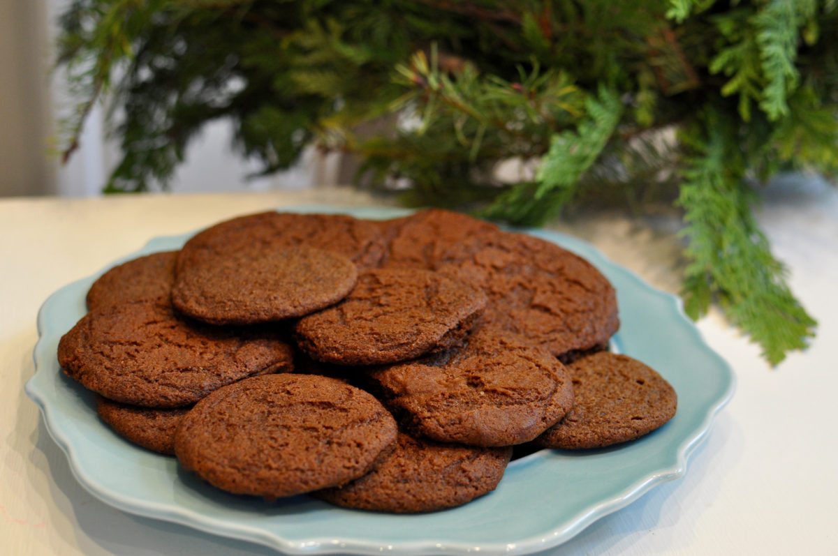 Our Favorite Gingerbread Cookies