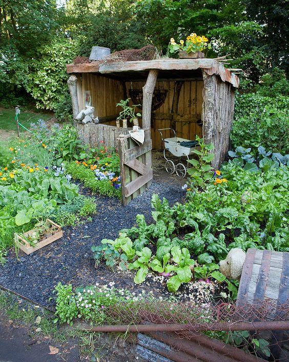 Gardening on My Mind